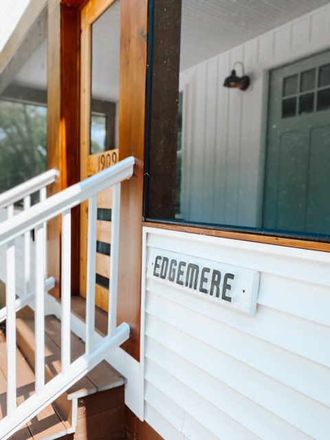 Edgemere: Intentional Small Life Living on the Lake