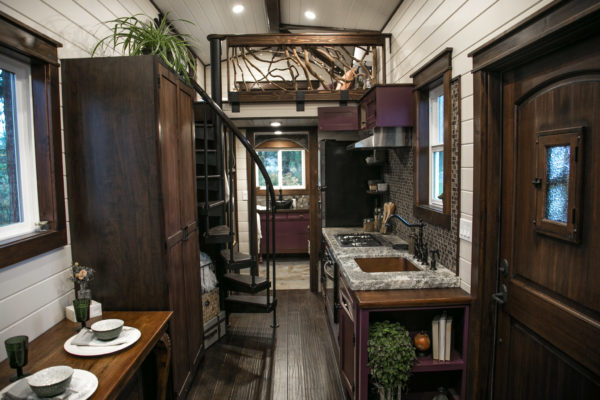 Tudor Style Fairytale Tiny House By Tiny Heirloom