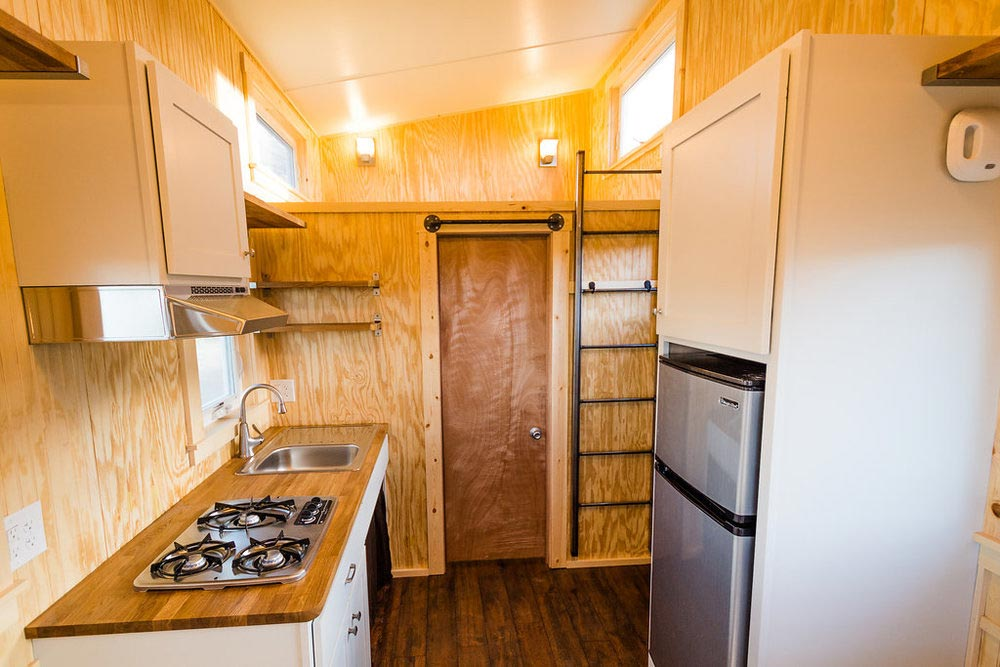 Jessica's 16 Ft. MitchCraft Tiny Home