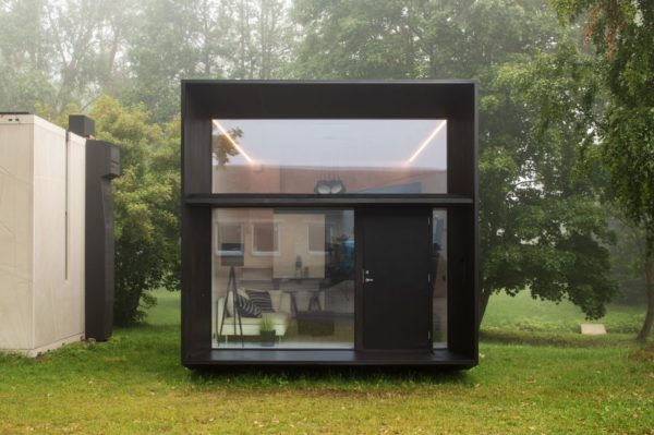 KODA Light Portable Mini House by KODA SEMA 001