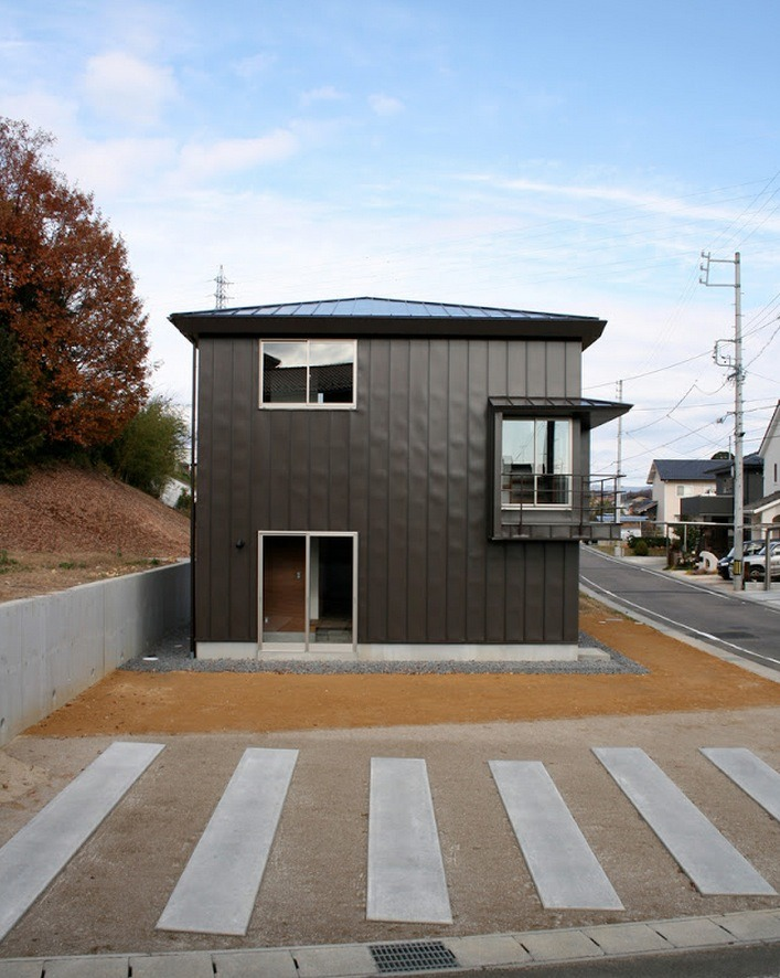430 Sq Ft Kamo House In Japan