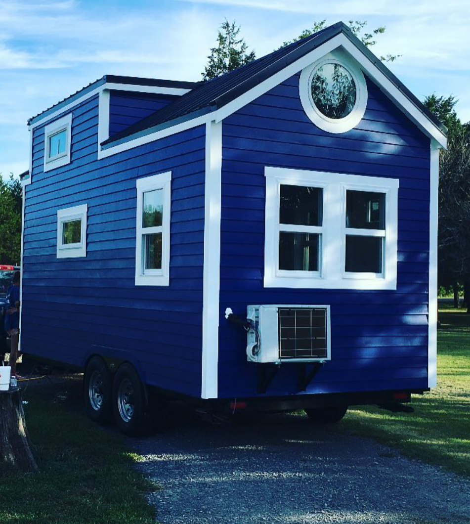 King Tiny Homes Summer Cottage On Wheels