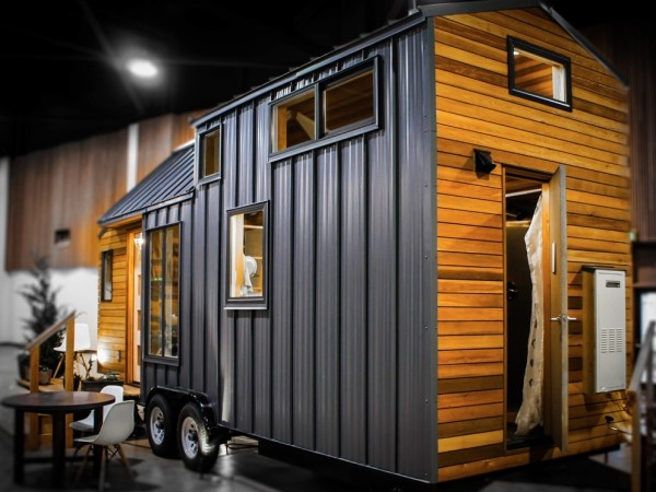 Kootenay Tiny House on Wheels by Green Leaf Tiny Homes 0010