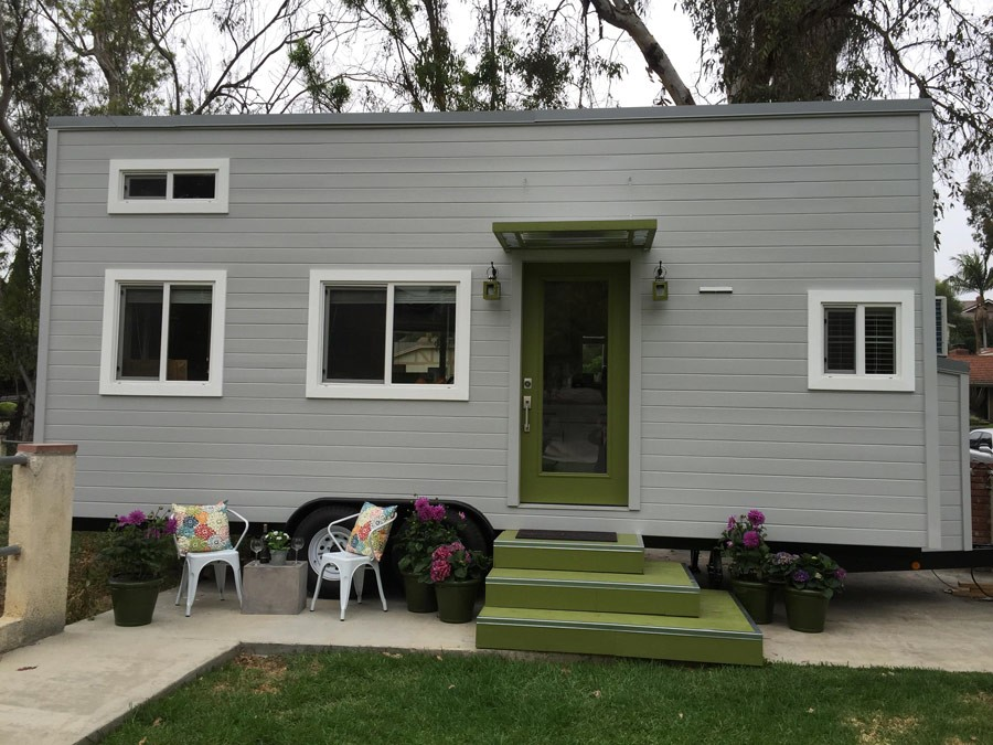 270 Sq. Ft. La Mirada Tiny House On Wheels For Sale