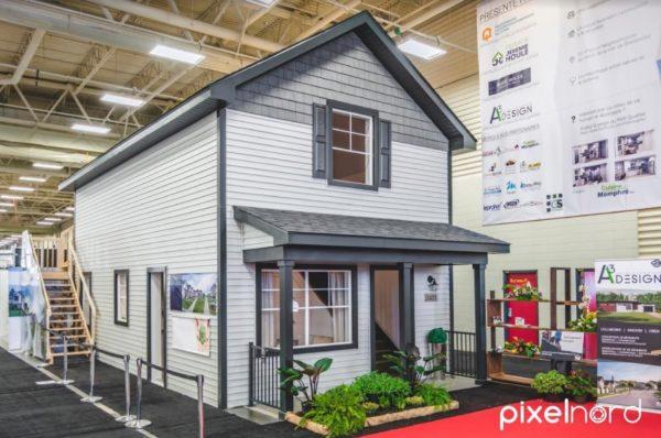Le Petit Quartier Tiny House Model