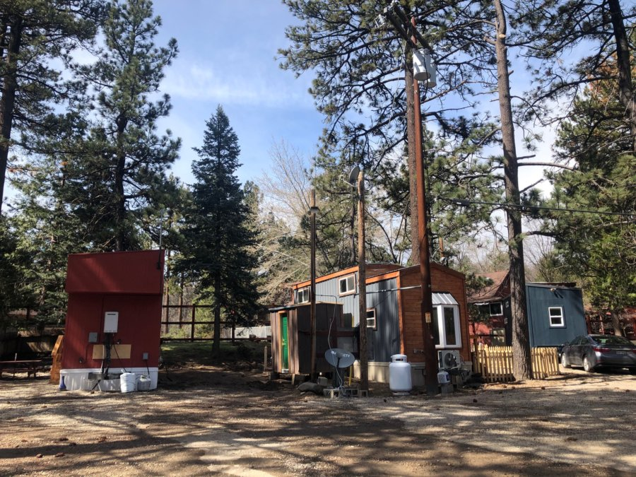 Legal Tiny House Village on California's Pacific Crest Trail 16