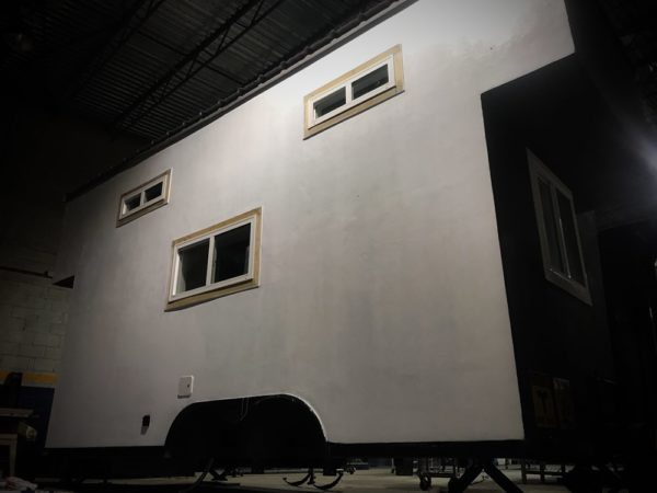 Lightweight Steel Ketzal Tiny House For Sale in El Paso