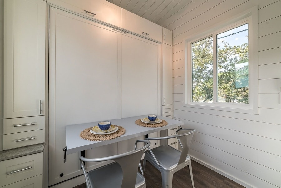 Lindstrom Tiny House from Moveable Roots 009