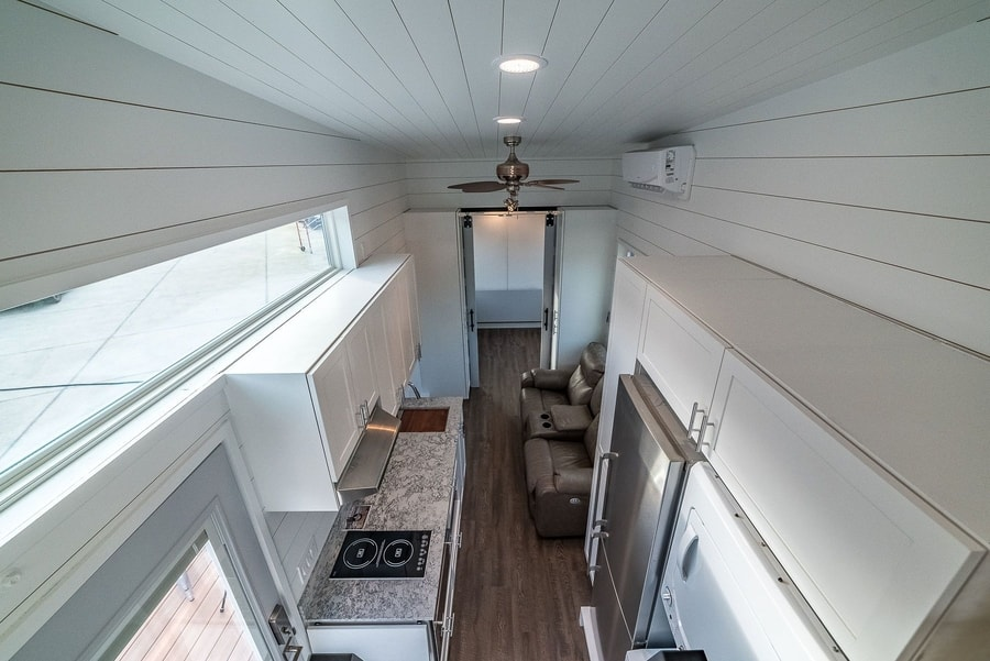 Lindstrom Tiny House from Moveable Roots 012