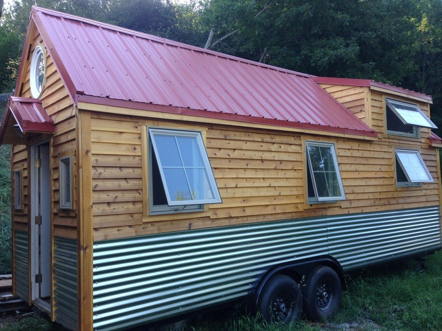 210 Sq Ft Little Foot Tiny House On Wheels