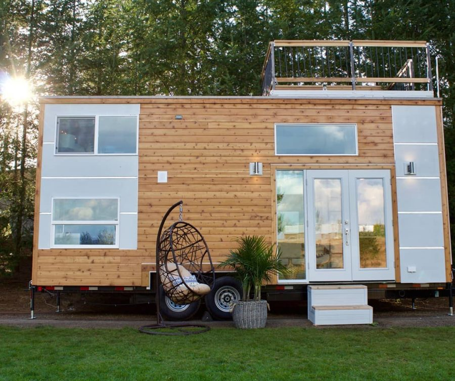 Live Work Tiny House by Tiny Heirloom 001