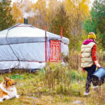 Living in a Yurt – Exploring Alternatives 3