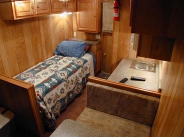 Living In My Converted Box Truck