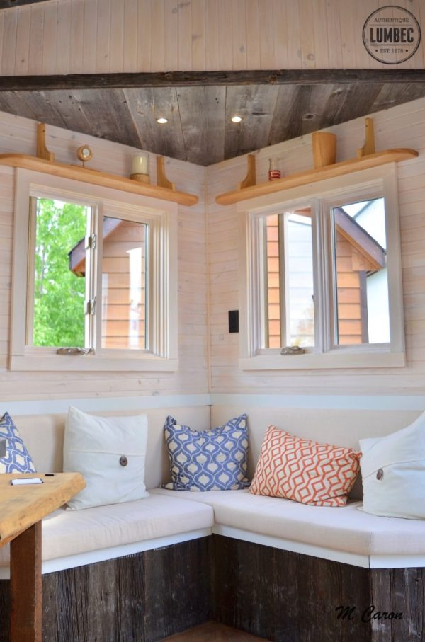 Micro Lumbec Tiny House on Wheels 004