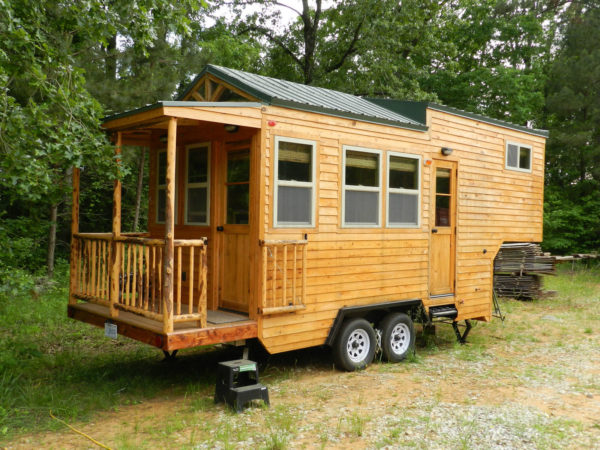 Mississippi Tiny House - 5th Wheel 002
