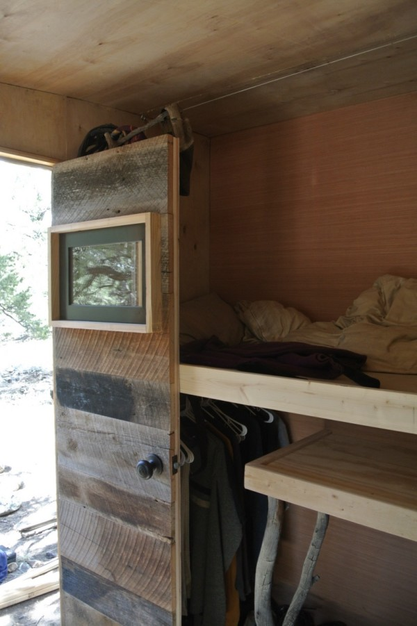 Mobile Micro Cabin and Office by Rocky Mountain Tiny Houses 003