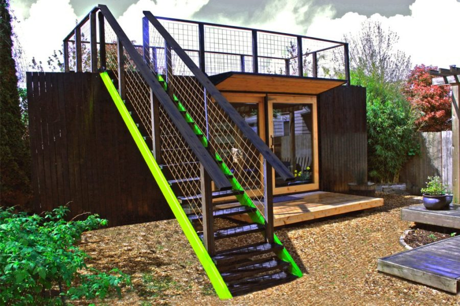 Model One Tiny House Plans 6