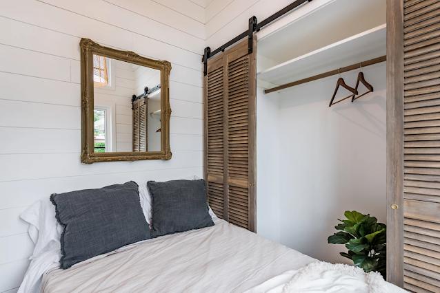 Modern Bohemian tiny house 010