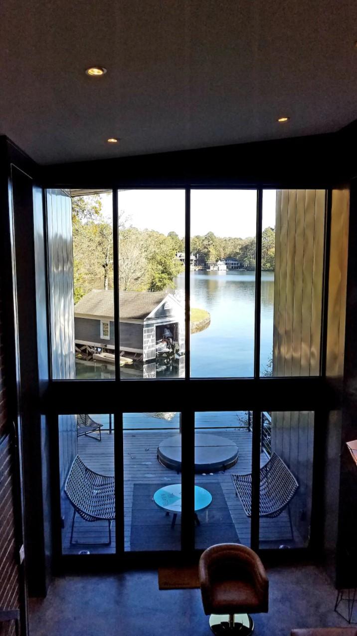 Modern Cabin Lake Rabun Georgia via Shawn-Airbnb 0013