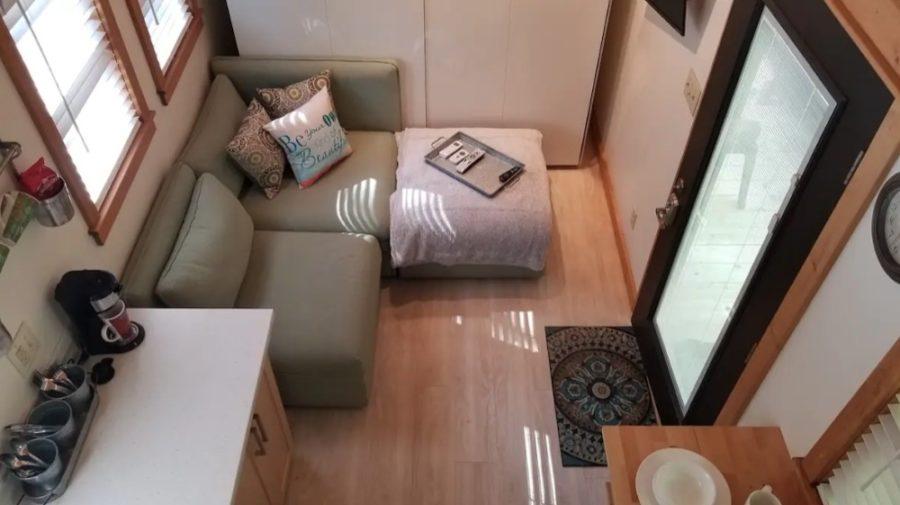 Modern Hot Tub Tiny House In Bryson City NC via Gina-Airbnb 007