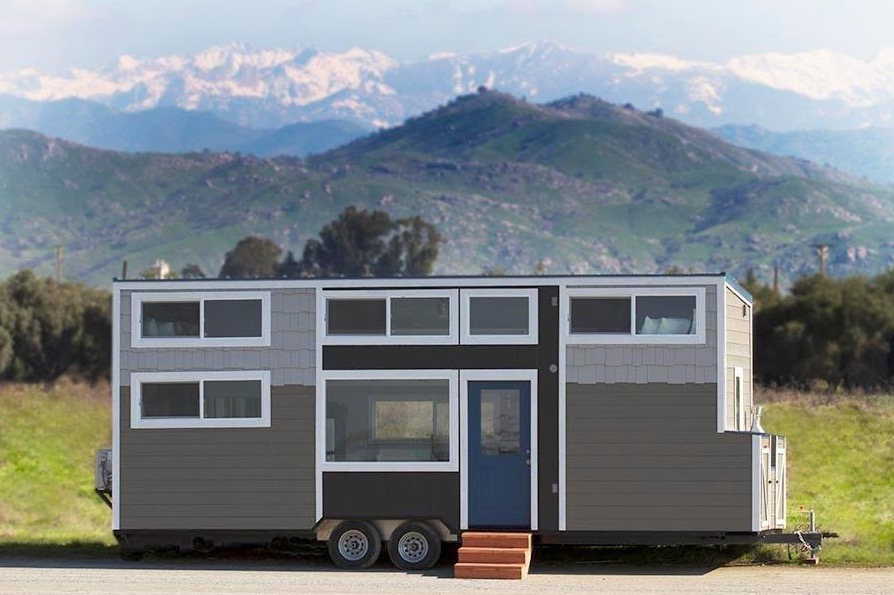 Tiny Home Designs: Modern Tiny House For Sale In Woodlake, CA