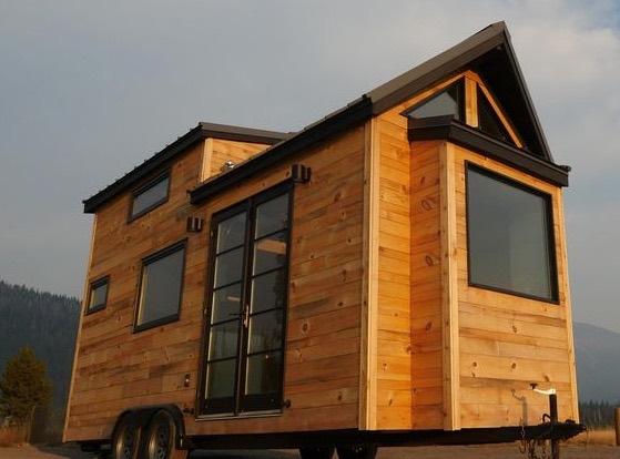 Modern Tiny House On Wheels