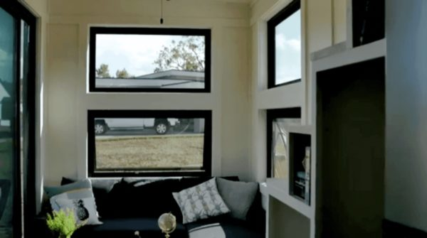 Modern and Luxurious SIP Built Tiny House For Sale
