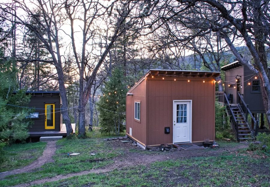 Multiple Tiny Houses on 5 Acres in Ashland OR via Zillow 0040