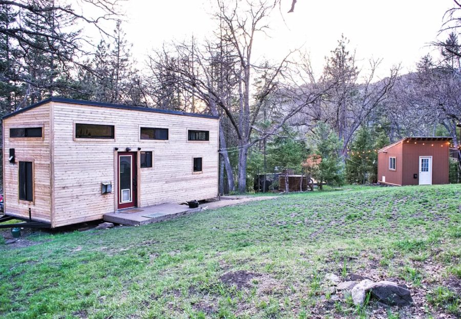 Multiple Tiny Houses on 5 Acres in Ashland OR via Zillow 0041
