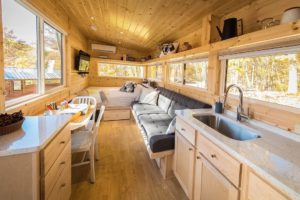 NEW Vista Boho Tiny House by ESCAPE