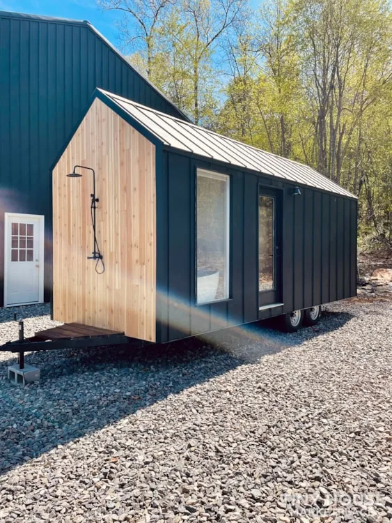 Nordic Abode 8×22 THOW for sale 8