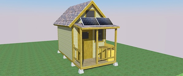 Off Grid Houses On The Move Tiny House Design Contest 2020 Hosted by LaMar Alexander via SimpleSolarHomesteading-com 001