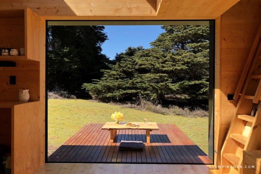Off-Grid Modern Tiny Home in Tasmania via Glamping Hub 006