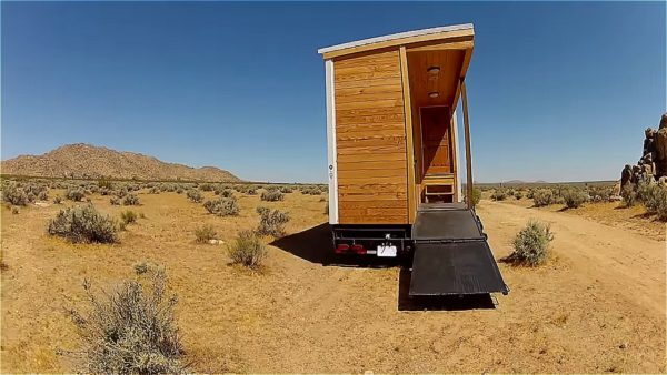 Off Grid Mojave Desert Tiny House 0014