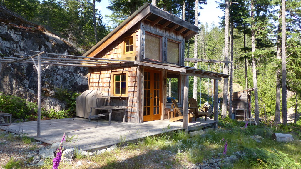 Off Grid Tiny Cabin For Sale On 5 Acres