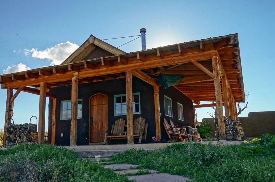 Tiny Home Designs: 468 Sq. Ft. Off-Grid Tiny Cabin In Colorado