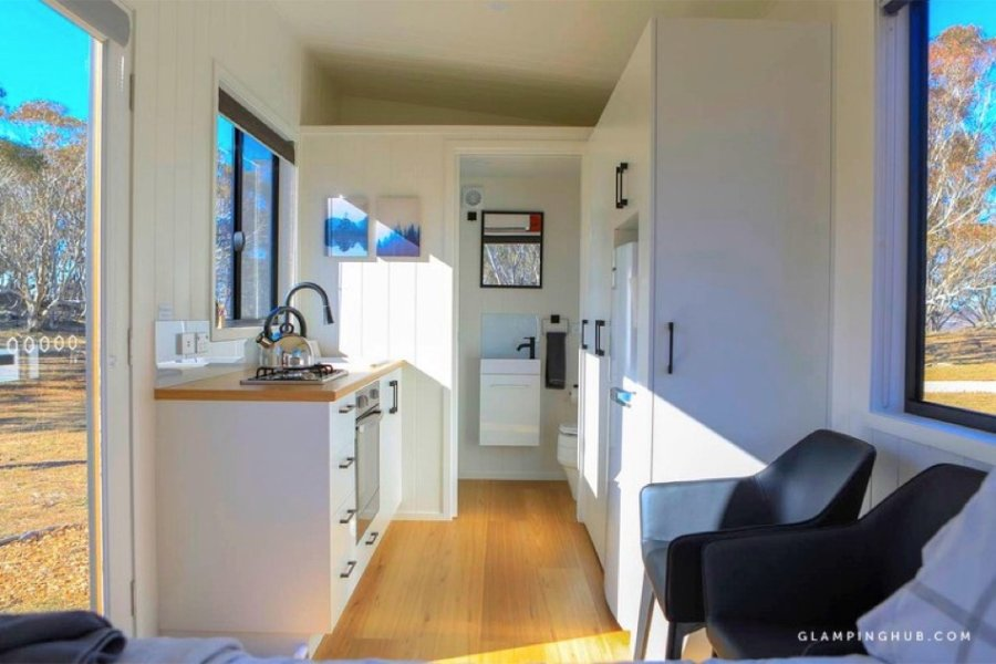 Off-Grid Tiny House in New South Wales via Glamping Hub 004
