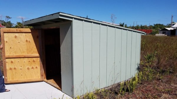 Off-Grid Tiny House on Wheels with Land in Pahoa, Hawaii