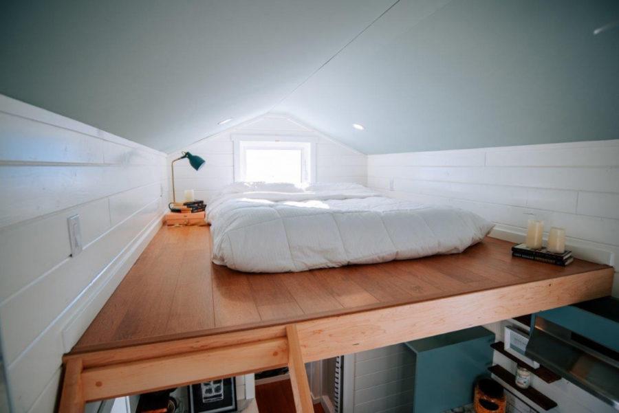 One Tiny House, Three Designs, The Tagish 13
