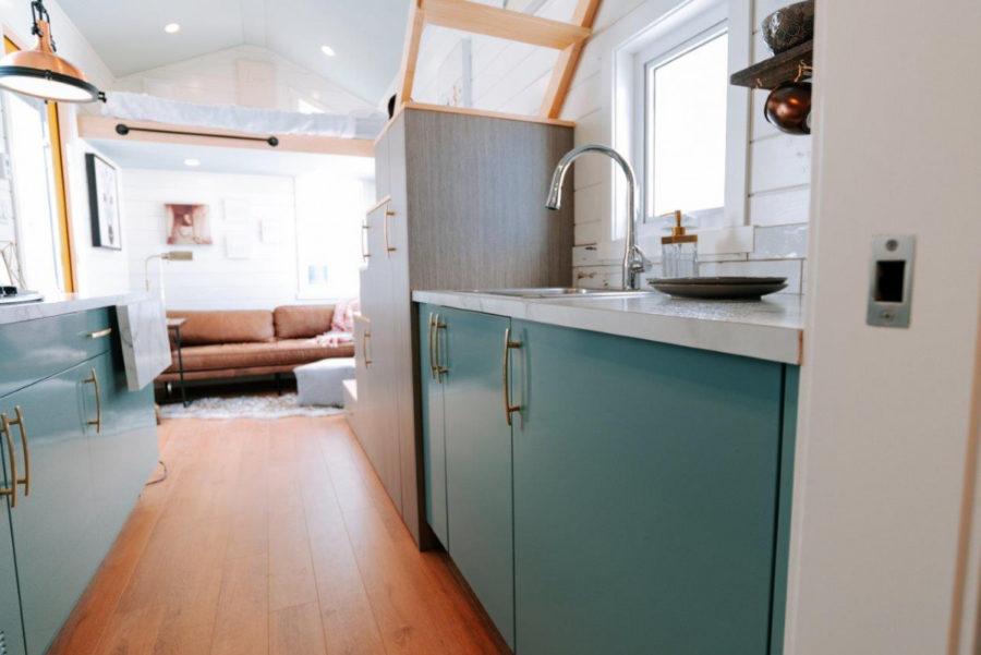 One Tiny House, Three Designs, The Tagish 19