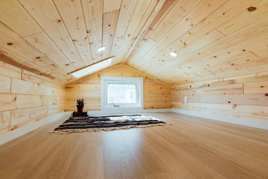 One Tiny House, Three Designs, The Tagish 4