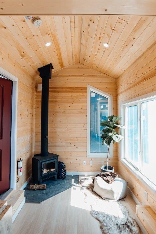 One Tiny House, Three Designs, The Tagish 7