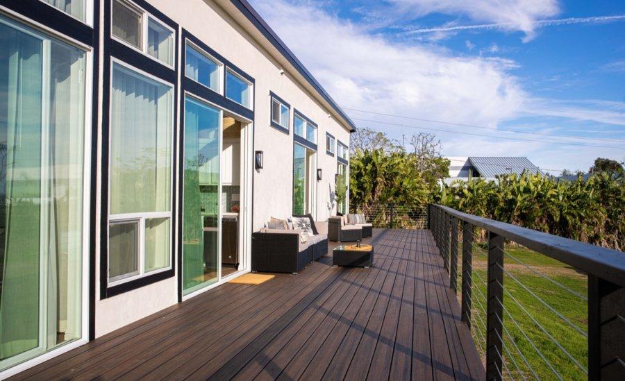 Orbit 900 sq ft Prefab Small Home 007