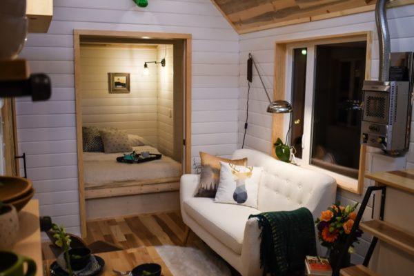 Payette Urban 28 Tiny House On Wheels By Tru Form Tiny