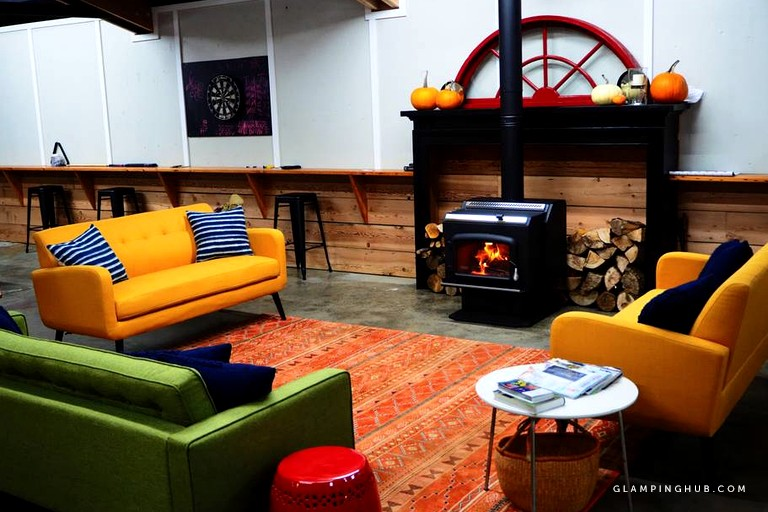 Pet-Friendly Tiny House Vacation With Dog-Park in Waldport 0016