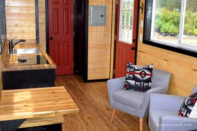 Pet-Friendly Tiny House Vacation With Dog-Park in Waldport 008