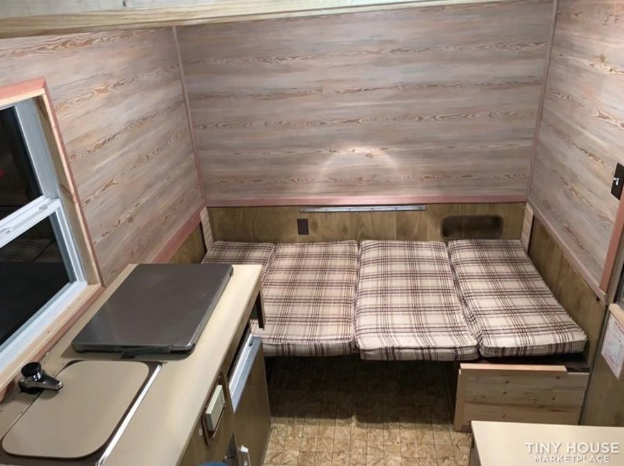 Pop-Up Camper Remodeled Into Tiny House via Tiny House Marketplace 004