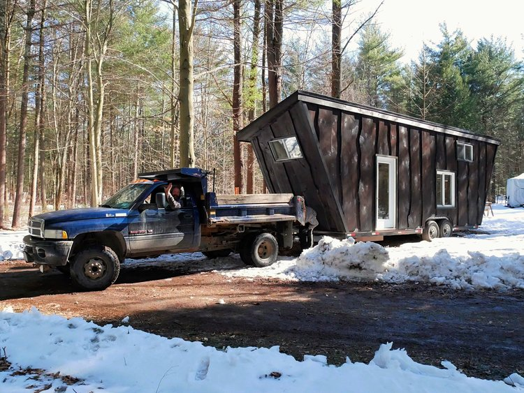 Project Tool Up Tiny House Shell For Sale One-of-a-kind 0023