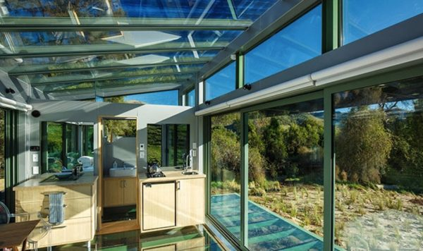 PurePods Tiny Glass House in New Zealand 003