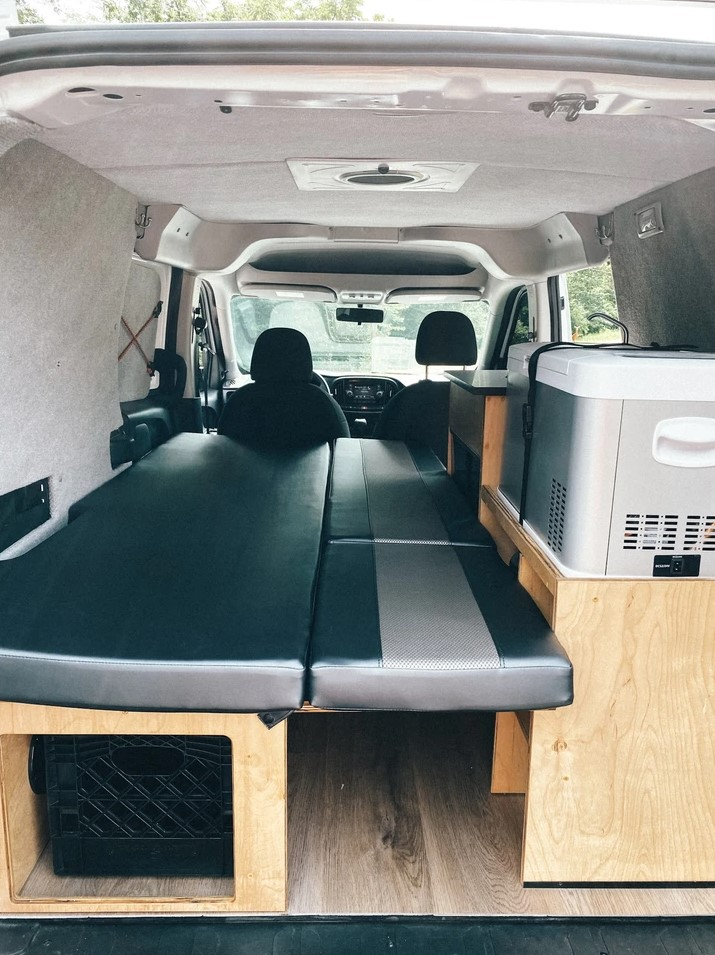 Ram ProMaster City Van Conversion Weekender Camper by Voyager Conversions 005